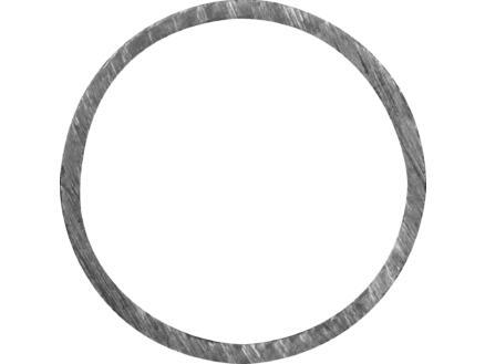 CanDo Tube échafaudage 2m 42mm acier