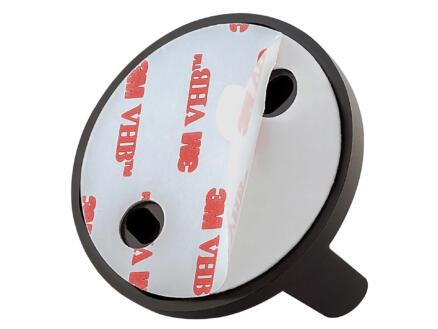 Tiger Tune porte-papier toilette acier inox/noir