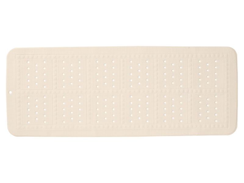 Sealskin Unilux antislip badmat 90x35 cm beige
