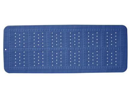 Sealskin Unilux antislip badmat 90x35 cm blauw