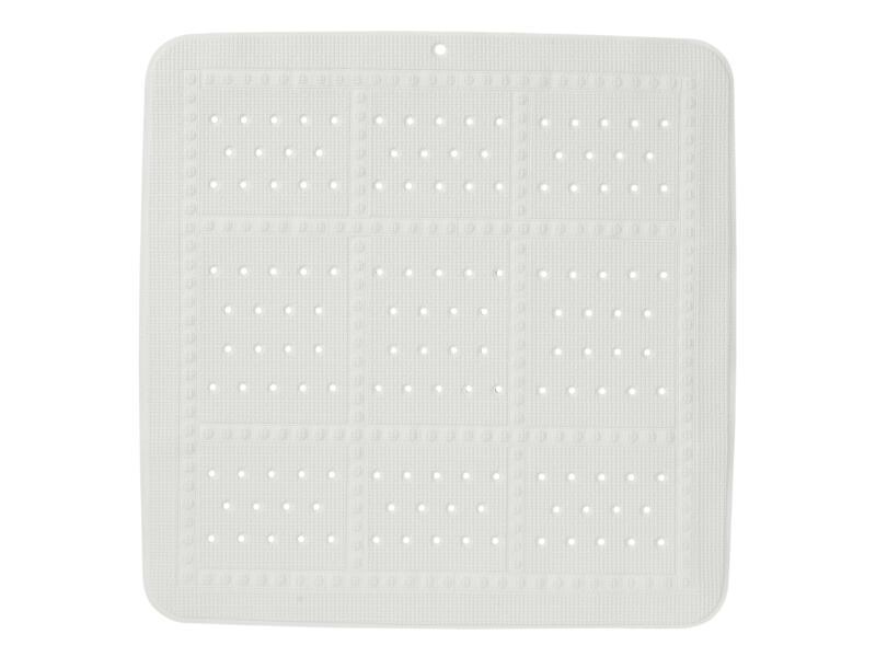 Sealskin Unilux tapis antidérapant douche 55x55 cm blanc