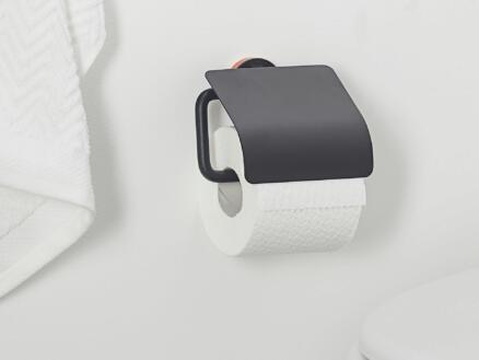 Tiger Urban porte-papier toilette couvercle noir