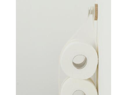 Tiger Urban porte-rouleau WC de réserve mural blanc
