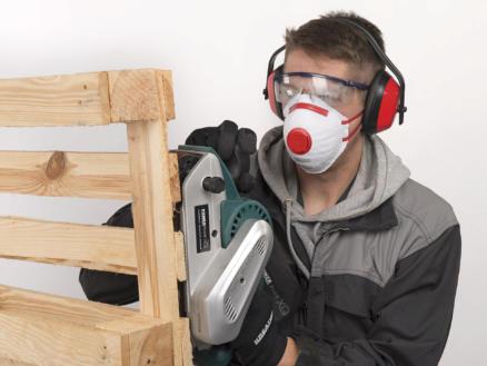 Kreator V masque anti-poussière FFP1 2 pièces