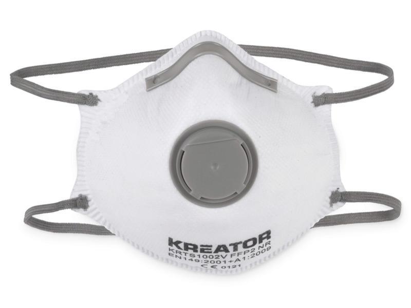 Kreator V masque anti-poussière FFP2 2 pièces