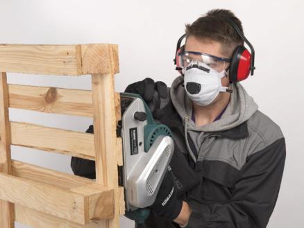 Kreator V masque anti-poussière FFP3 2 pièces