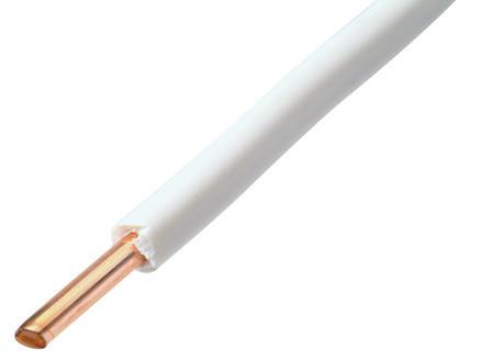 Profile VOB 1,5mm² blanc