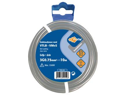 Profile VTLB 3G0,75 gris 10m blister