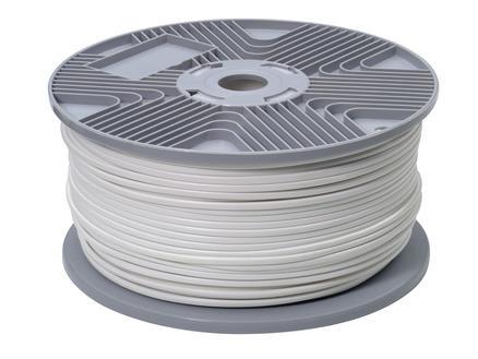 Profile VTLBP-draad 2G 0,75mm² wit per lopende meter