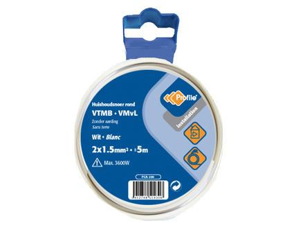 Profile VTMB 2x1,5mm² 5m