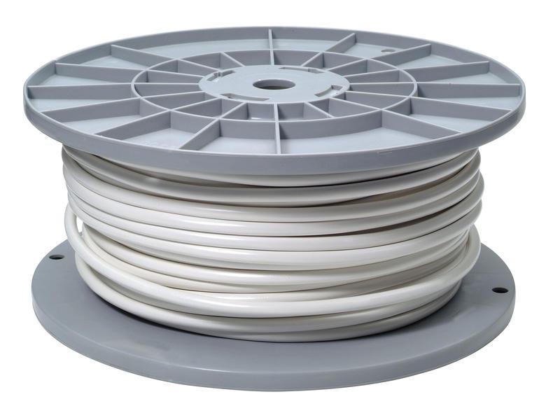 Profile VTMB-draad 3G 1,5mm² per lopende meter wit