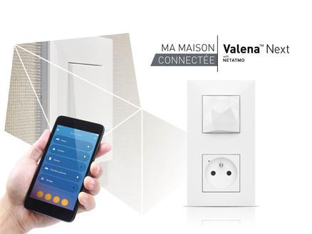 Legrand Valena Next with Netatmo starterkit