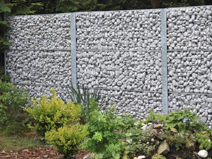 Giardino Varese 100 gabion 180x12x60 cm