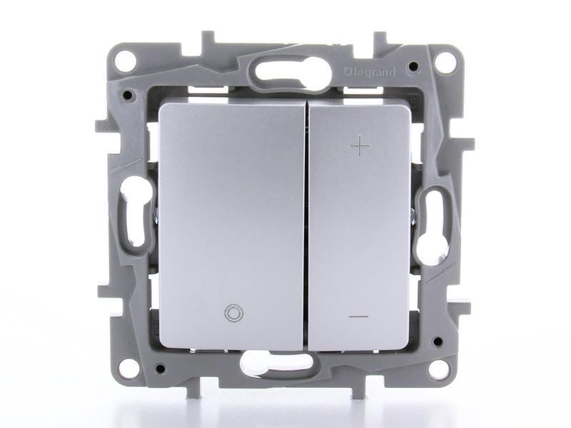 Legrand Variateur universele 400W aluminium