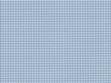 Vichy film adhésif décoratif 45cm x 2m carreaux bleu/blanc