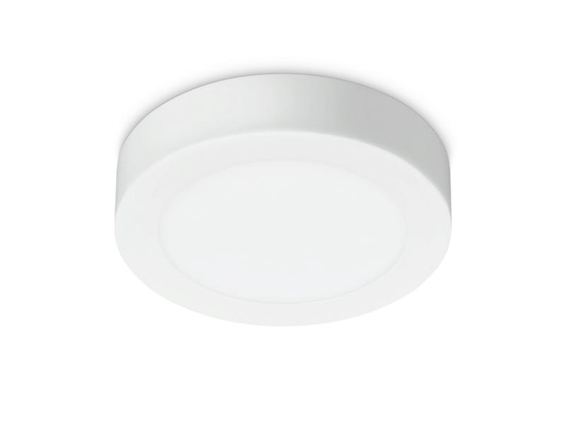 Prolight Villo plafonnier LED 6W blanc
