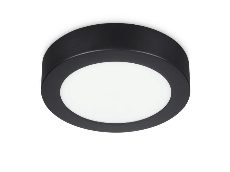 Prolight Villo plafonnier LED 6W noir