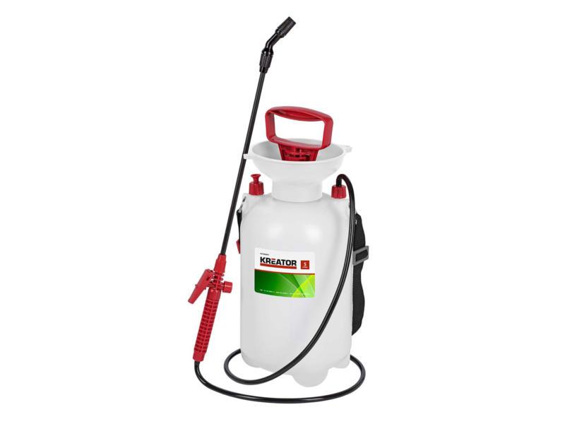 Viton pulvérisateur à pression 5l