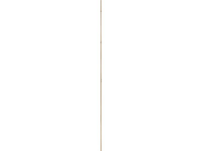 Vurenhout geschaafd 12x27 mm 270cm