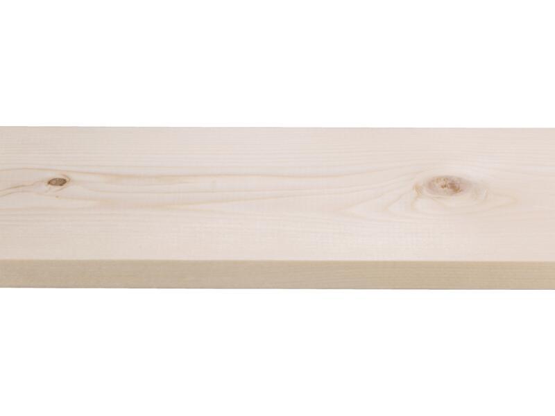 Vurenhout geschaafd 12x93 mm 210cm