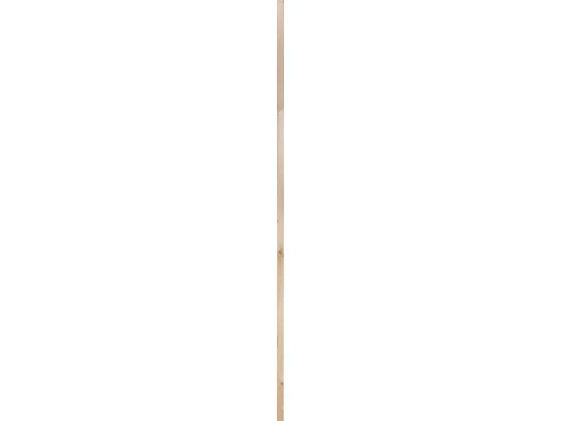 Vurenhout geschaafd 18x35 mm 210cm