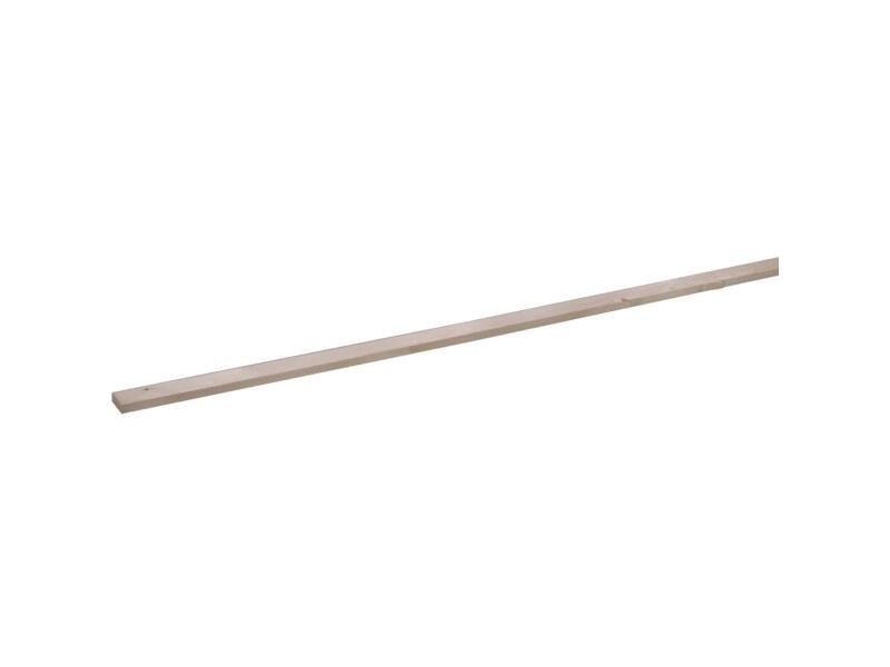 Vurenhout geschaafd 18x44 mm 210cm
