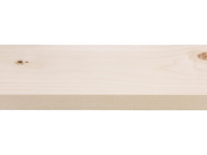 Vurenhout geschaafd 18x93 mm 270cm