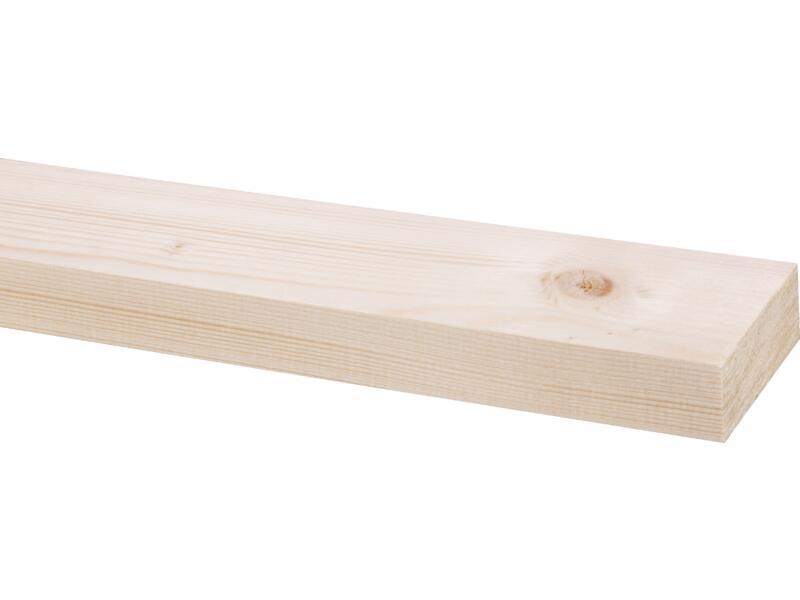 Vurenhout geschaafd 27x68 mm 210cm