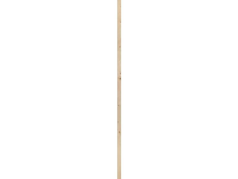 Vurenhout geschaafd 34x44 mm 210cm