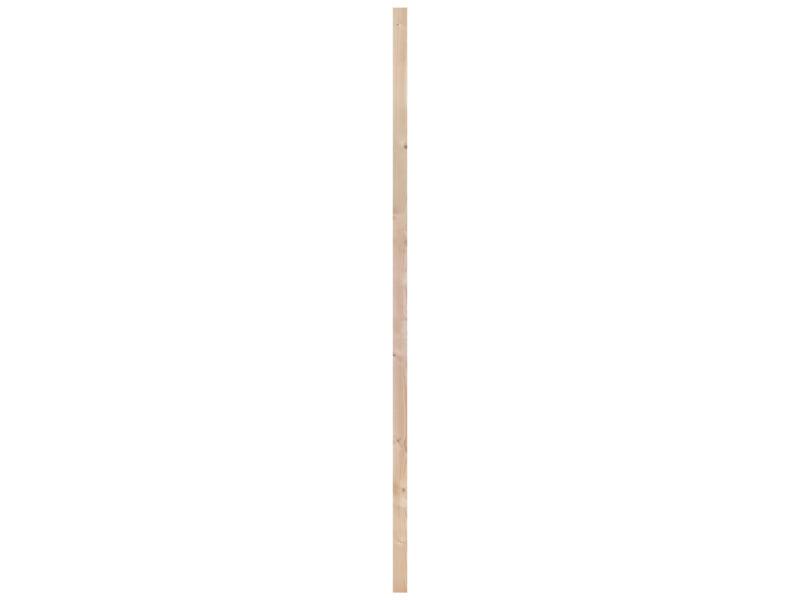 Vurenhout geschaafd 34x55 mm 210cm