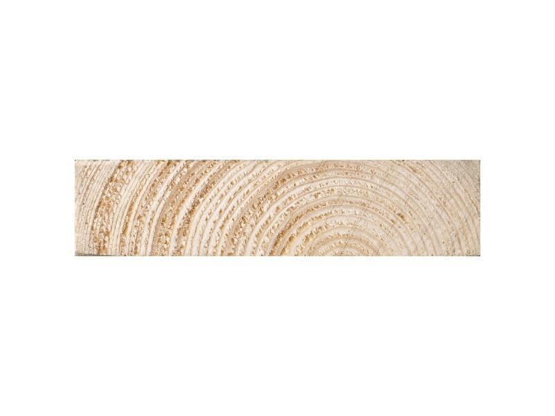 Vurenhout ruw 25x100 mm 270cm