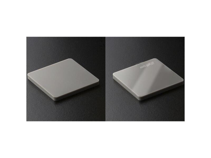 Lafiness Wallfiness wandpaneel 121x203 cm cement