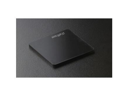 Lafiness Wallfiness wandpaneel 91x203 cm zwart