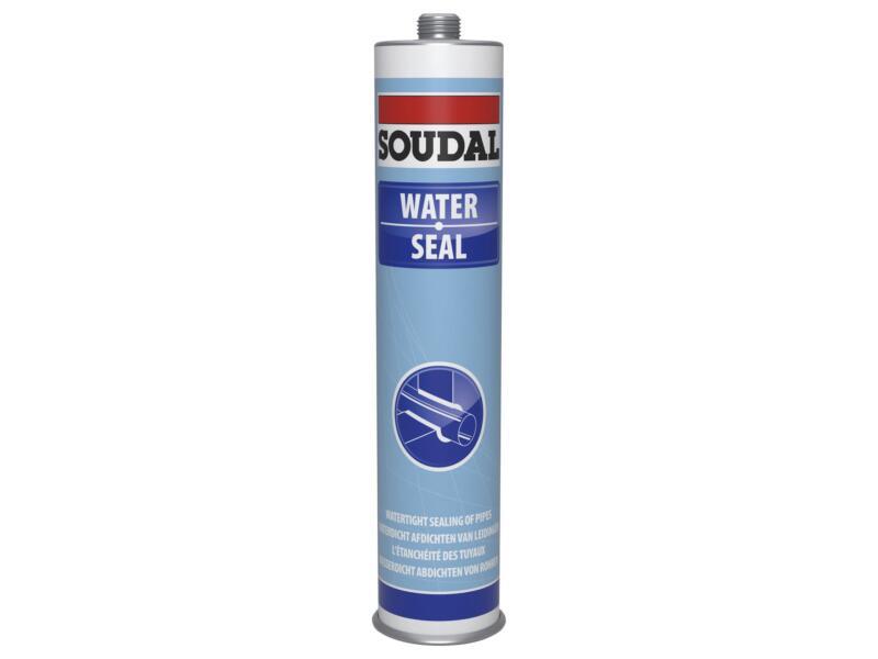 Soudal Water Seal afdichtingspasta 310ml wit
