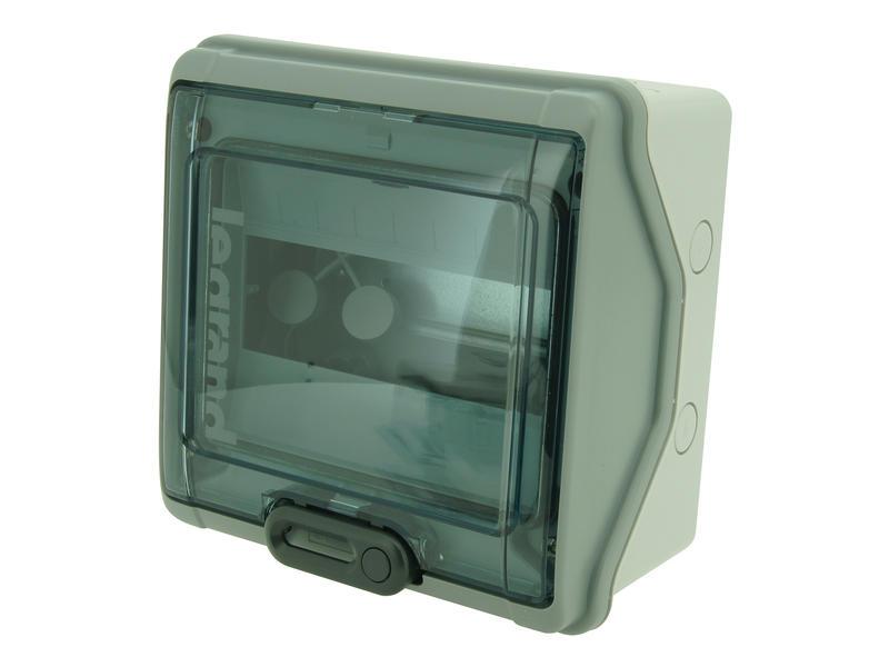 Legrand Waterdichte verdeelkast Plexo 8 modules