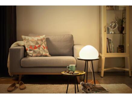 Philips Hue Welner LED tafellamp E27 9,5W wit + dimmer