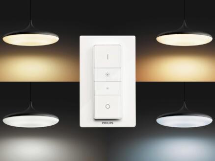 Hue White Ambiance Cher LED hanglamp 39W + dimmer zwart