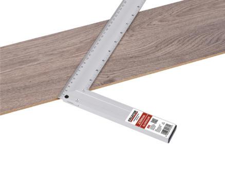 Kreator Winkelhaak 25cm aluminium