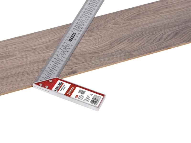 Kreator Winkelhaak 30cm metaal