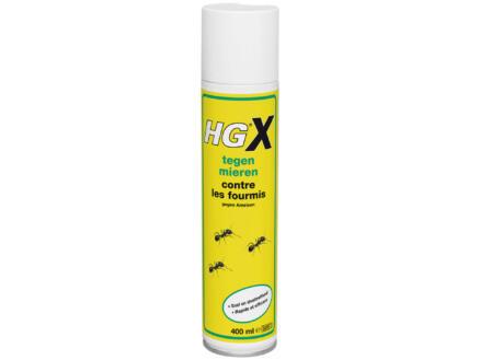 HG X spray tegen mieren 400ml