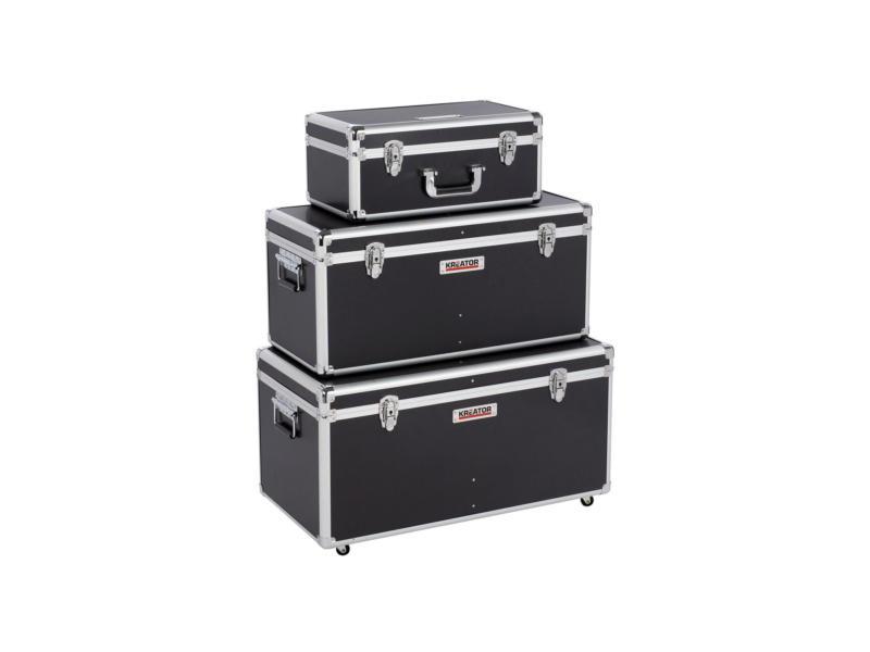 Kreator XL koffer 3-in-1