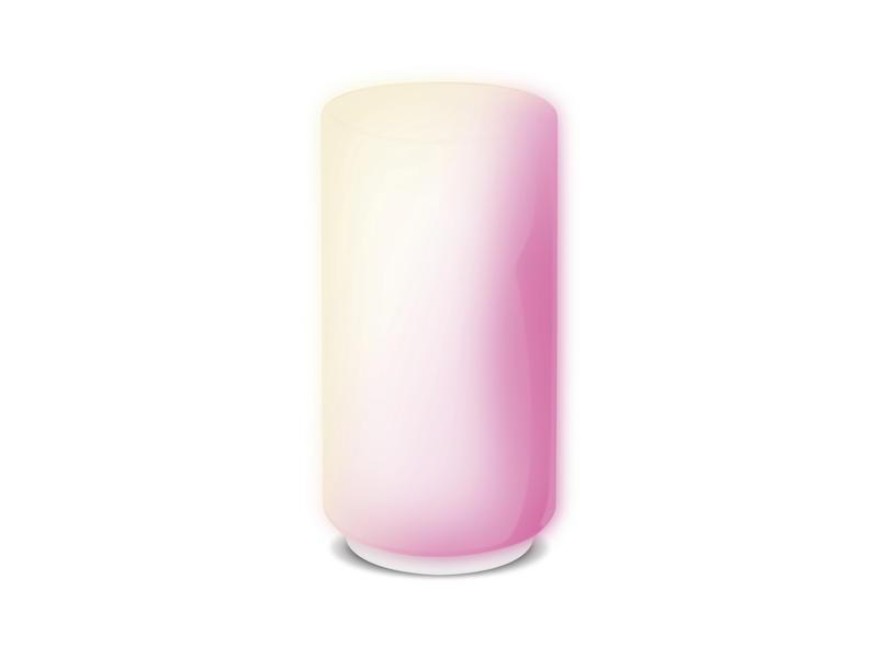 iDual Yam lampe de table 8W 500lm + télécommande