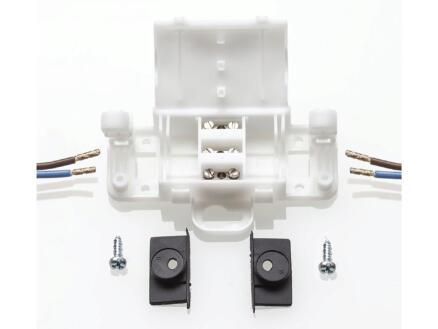 eTiger Yaro LED spiegellamp 17cm aluminium