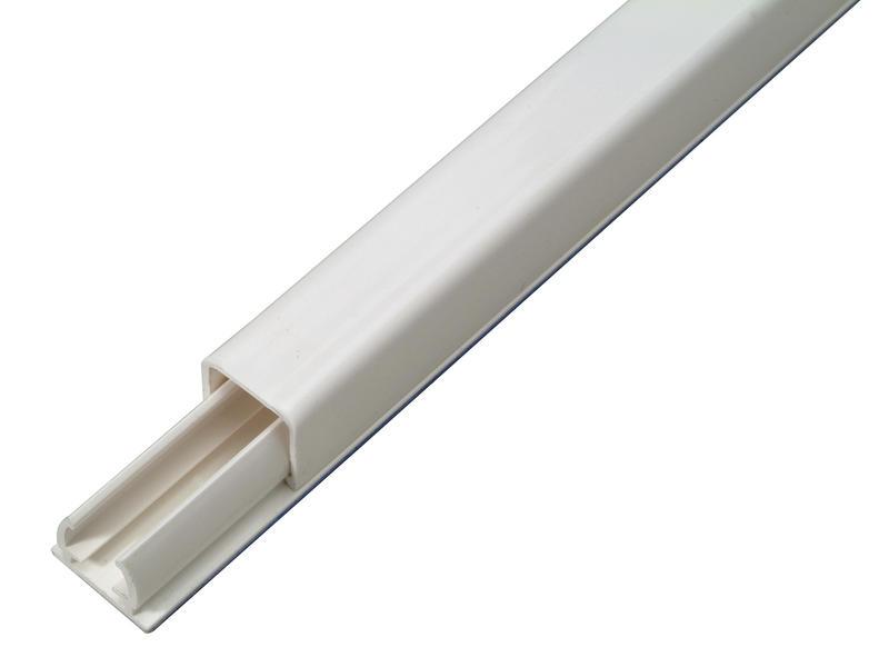 Legrand Zelfklevende kabelgeleider 7x9 mm 1,2m wit