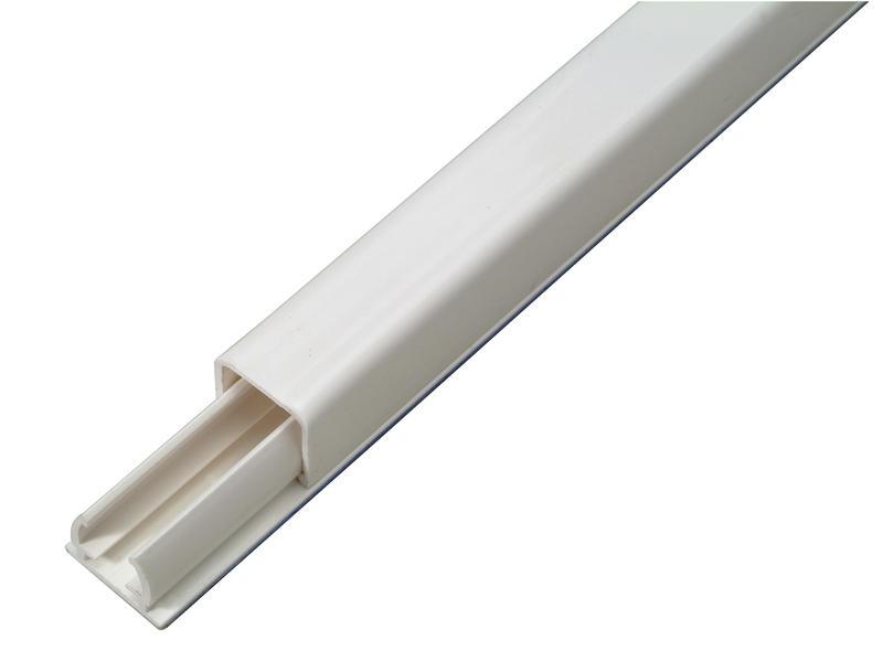 Legrand Zelfklevende kabelgeleider 7x9 mm 2,1m wit