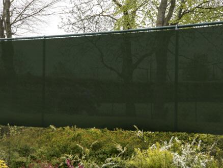 Zichtdoek 95% 2m groen per lopende meter