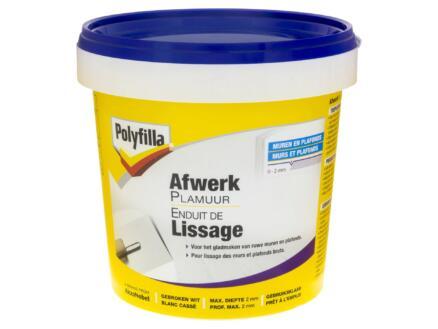 Polyfilla afwerkplamuur 1,5kg