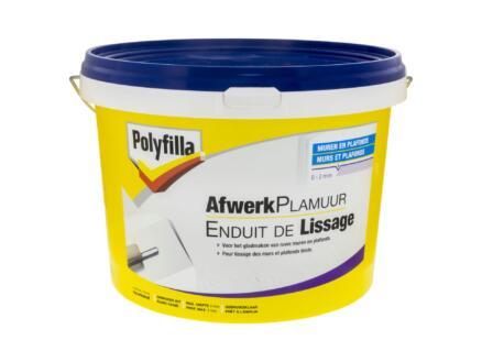 Polyfilla afwerkplamuur 7kg