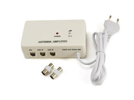 Profile amplificateur antenne 20dB