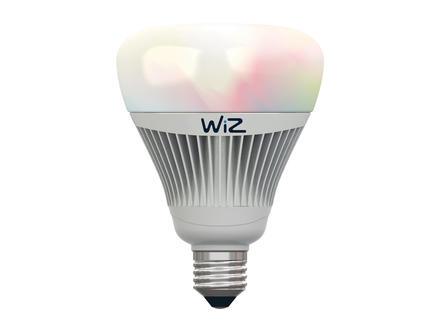 Wiz ampoule LED poire E27 couleur